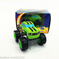 Blaze and the Monster Machines Vehicle Diecast Toy Racer Cars Truck PICKLE