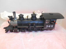 PSC #16907-2 On3 D&RGW  #343 C-19 2-8-0  w/ Tsunami
