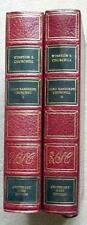 Lord Randolph Churchill -2 vol set CHURCHILL Centenary Edition DINERS 1974