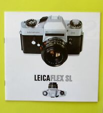 Catalogue - Document commercial LEICAFLEX SL - E LEITZ -