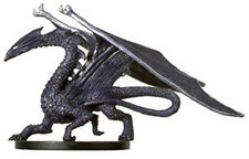 D&D MINIATURES LARGE DEEP DRAGON 52/60 R UNDERDARK