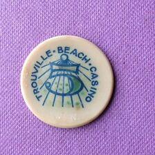 Jetons  De Casino Trouville-beach Années 30