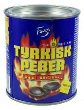 Fazer Tyrkisk Peber Salmiak Lakritz Bonbons 375 g