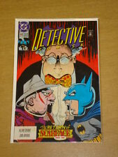 DETECTIVE COMICS #642 BATMAN DARK KNIGHT NM CONDITION MARCH 1992