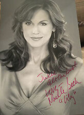 6x4 Hand Signed Photo of Noelle Beck - ABC Soap Loving