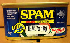 COLLECTIBLE SPAM Less Sodium Hormel Foods International Japanese Market Label