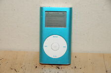 Apple iPod Mini A1051 Blue/green 4GB Tested and working