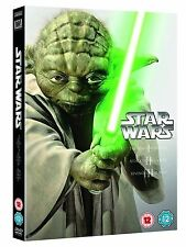 STAR WARS Original Trilogy Complete Collection DVD Episode Part 1 2 3 New Sealed