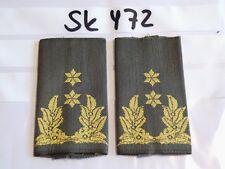 Países Bajos rango trabillas amarillo a verde 2 estrellas general tejidos 1 pares (sk472 -)