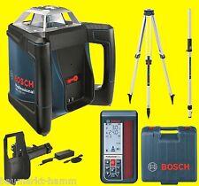 BOSCH Rotationslaser SET GRL 500 HV + LR 50 + Stativ BT 170HD Laser