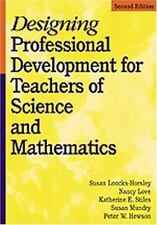 Designing Professional Development for Teachers of Science and Mathema-ExLibrary