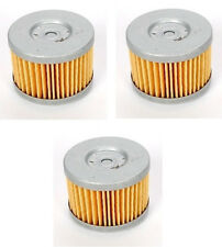 Emgo (3) Pack Oil Filters Honda TRX350 All 1986-2006