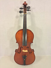 Antique Ernst Kreusler Violin w/ German Bow in Hard Case