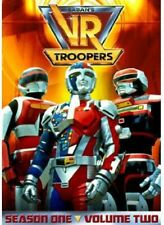 Vr Troopers: Vol. 2-Season 1 - 3 DISC SET (2013, REGION 1 DVD New)
