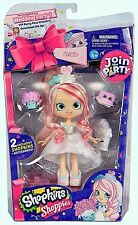 *Shopkins Shoppies* WEDDING PARTY BRIDIE DOLL- Join the Party Season 7