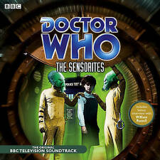 Doctor Who : The Sensorites (Classic TV Soundtrack) (CD-Audio, 2008)