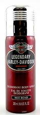 (GRUNDPREIS 34,95€/100ML) HARLEY DAVIDSON HOT ROAD 200ML EDT DEODORANT NEU