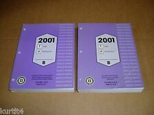 2001 Buick Rendezvous Pontiac Aztek shop service dealer repair manual SET