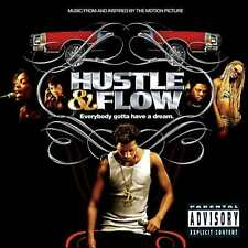 HUSTLE & FLOW - Original Motion Picture Soundtrack - CD New Sealed