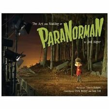 The Art and Making of ParaNorman, , Alger, Jed, Good, 2012-07-25,