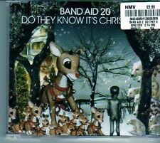 (DO485) Band Aid 20, Do They Know It's Christmas? - 2004 CD