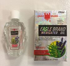 1 Eagle Brand Medicated oil Aromatic Lavender Eucalyptus 24ml