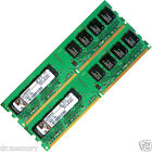 Memoria Ram 240 Pin 4gb (2x2gb) Ddr2-800 Pc2-6400 Non-ecc Per Pc Desktop