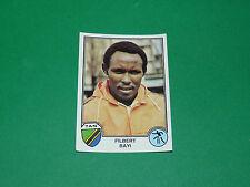 N°24 FILBERT BAYI ATHLETISME PANINI SPORT SUPERSTARS EUROFOOTBALL 82 1981-1982