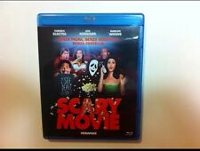 SCARY MOVIE FILM DVD IN BLU RAY