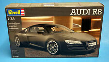 Revell Germany 1/24 Audi R8 Plastic Model Kit  07057