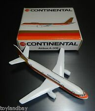Schabak 1:600 Scale Diecast 903-46 Continental Airlines Airbus A300 OLD Livery