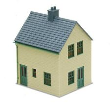 PECO LK-15 2 x Station House Buildings Pre-Coloured Plastic Kit 00 Gauge New Box
