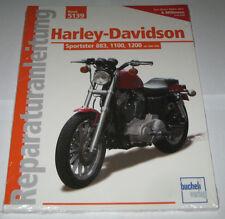 Reparaturanleitung Harley Davidson Evolution Sportster 883 1100 1200 (1986-1992)
