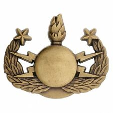 VERITABLE INSIGNE BREVET NEDEX EM OFFICIER ETAT MAJOR DEMINEUR GS 166 LS