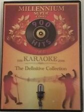 D.K. MILLENIUM KARAOKE SUPERCDG   VOLUME  2    1 DISC   910  TRACKS + FREE MP3+G