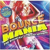 Bounce Mania - The Bounciest Clubland Anthems (2 X CD)