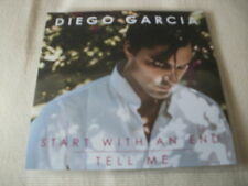 DIEGO GARCIA - START WITH AN END / TELL ME - UK PROMO CD SINGLE