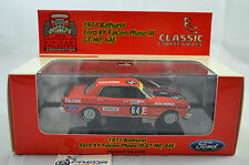 1:43 #64E 1971 Bathurst Ford XY Falcon GTHO Phase 3 French 2006 Convention