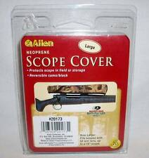 Allen Mossy Oak Gun/Rifle Scope Cover 20173 Realtree Camo/Camouflage Reversible