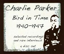 Bird In Time: 1940-1947 - Charlie Parker (2008, CD NEUF)