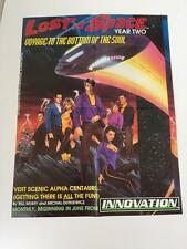 LOST IN SPACE YEAR TWO (1993) 16X22 POSTER