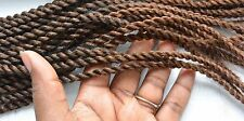 "Crochet Braid 18"" Long Twists Ombre #T30 Auburn - Faster Shipment from UK!"