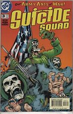 Suicide Squad #3 2002 Army Ants (C2.219W)