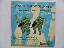 Orch Symph Concerts CHOUTEAU Danses polovtsiennes SYMPHONIUM SY 1114