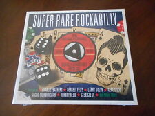 Super rare rockabilly 3 CD set MINT OVP Charlie Feathers Gene sisco Larry Nolen