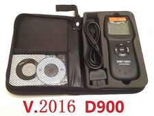D900 Universal OBD2 EOBD CAN Fault Code Reader Scanner diagnostic scan tool
