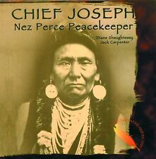 Chief Joseph: Nez Perce Peacekeeper (Famous Native Americans)-ExLibrary
