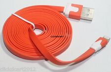 USB Charge Data Sync Lightning 8 Pin Cable For iPhone5 iPad4 /Mini Nano7(2 Meter