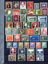 Bund 1957 - 1998 ** nel steckbuch