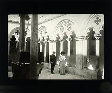 Croatie c. 1900 - RAGUSE Cloitre des Dominicains - Verre Positif - 61